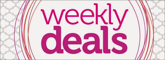 Weekly Deals & Project Life