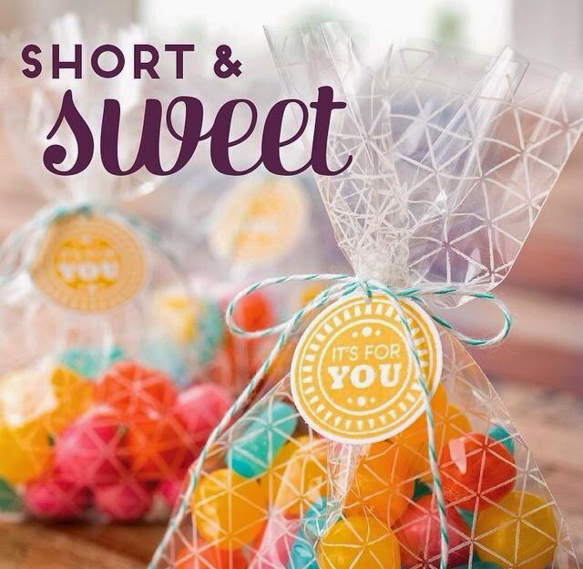 Stampin' Up! Short & Sweet …