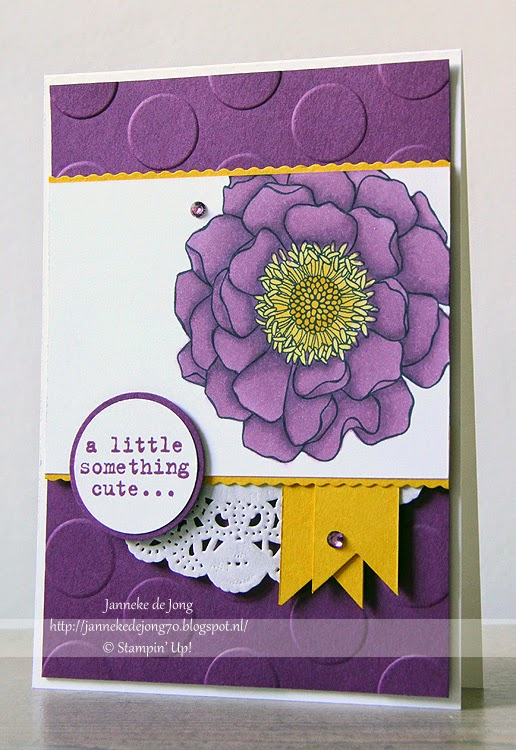 Stampin' Up! – Blend it workshop …