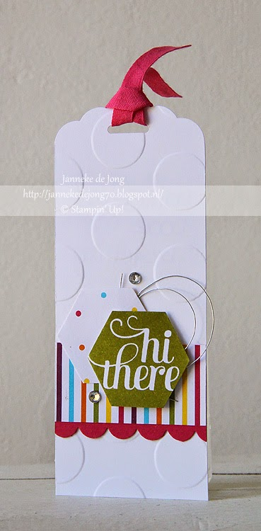 Stampin' Up! – Hi, there