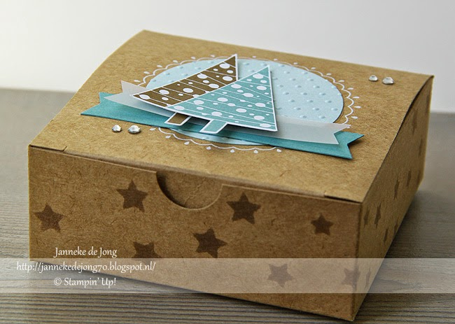 Stampin' Up! – Christmas box ..