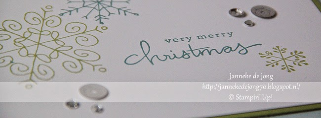 Stampin' Up! – Very Merry