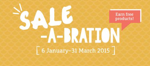 Sale a Brations