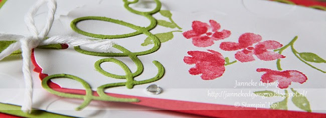 Stampin' Up! – Hello & Painted Petals workshop