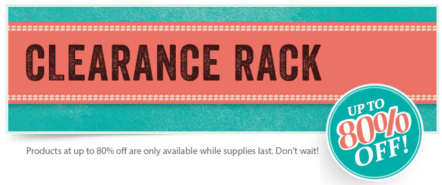 Stampin' Up Weekly Deals & Clearance Rack