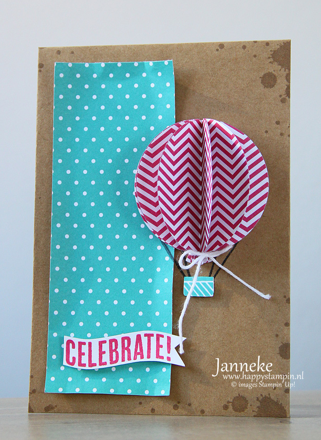 Stampin´ Up! Cadeauenvelop