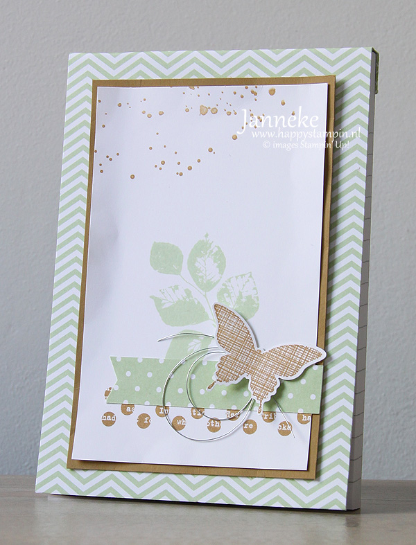 Stampin' Up! Notitieblok