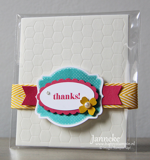 Stampin' Up! Thanks