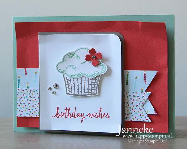 Stampin' Up! – Birthday Wishes
