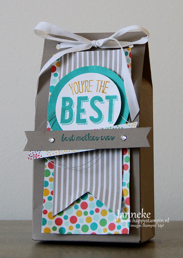 Stampin' Up! You're the Best