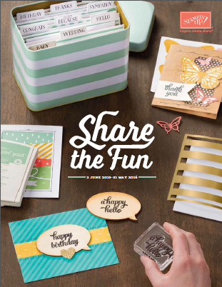 Stampin' Up! – Party Time!