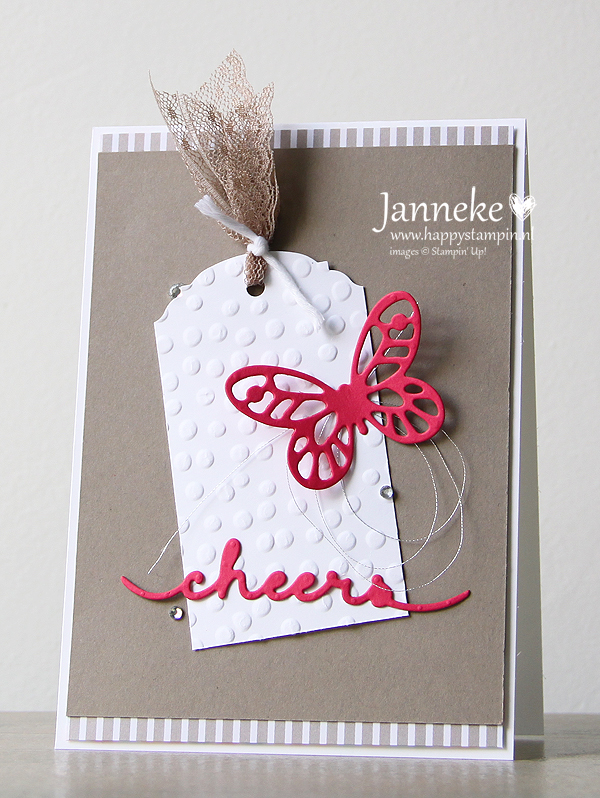Stampin' Up! – Cheers