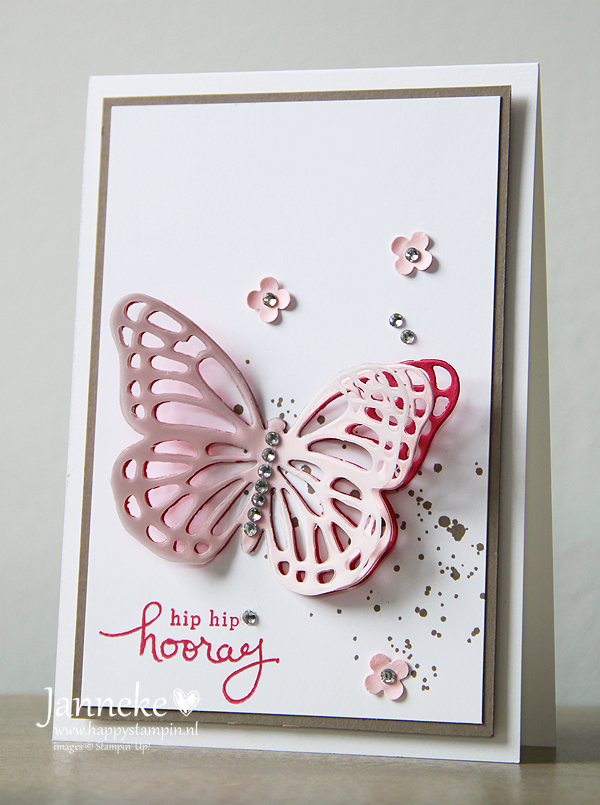 Stampin' Up! – Hip Hip Hooray