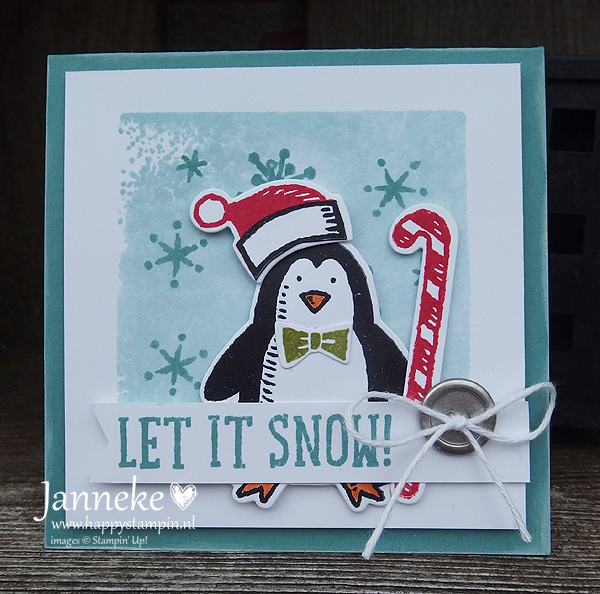 Stampin' Up! – Let it Snow
