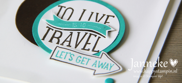 Stampin' Up! – Let's get away