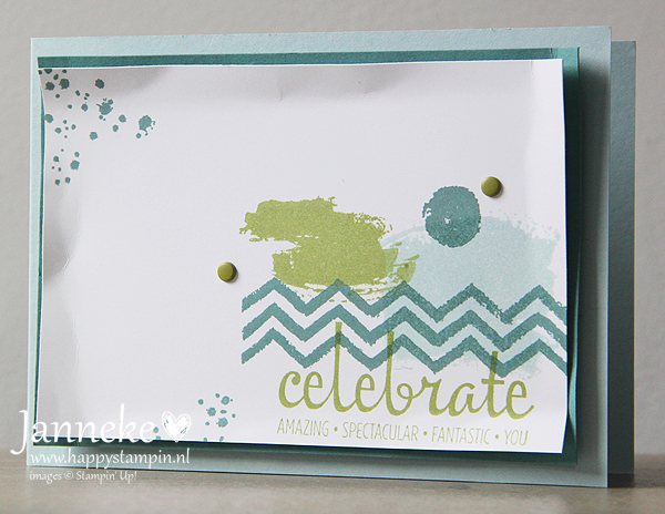 Stampin' Up! – Celebrate