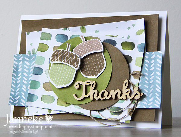 Stampin' Up! – Team Swap