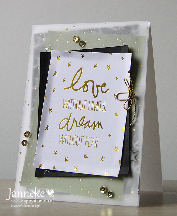 Stampin' Up! – Love