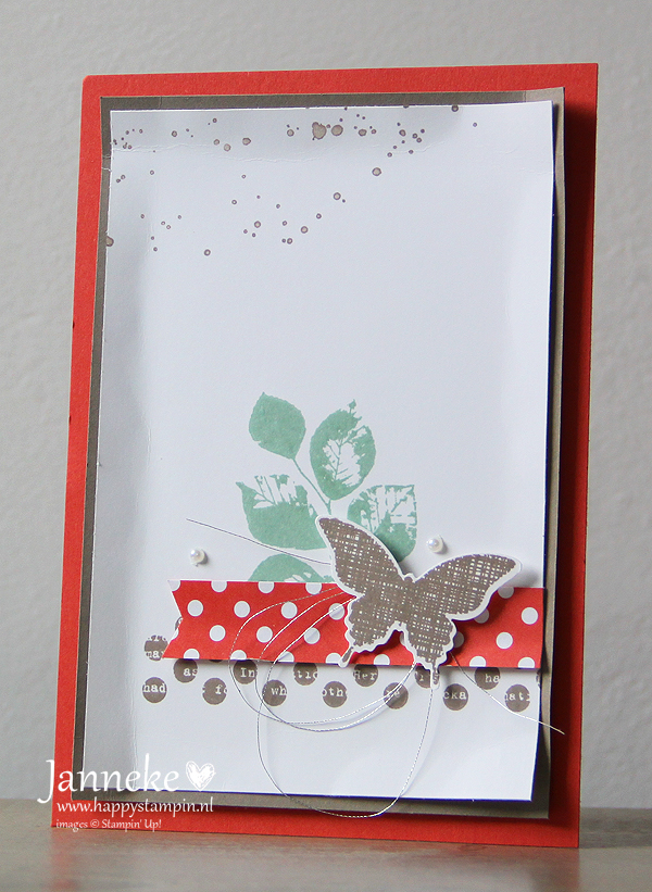 Stampin' Up! – Butterfly