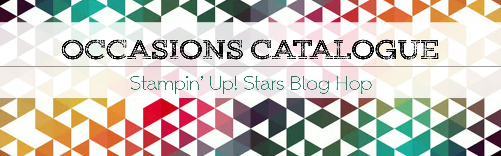 Occasions Catalogue Sneak Peak Blog Hop