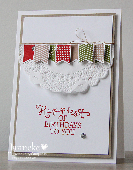 Stampin' Up! – #GDP013
