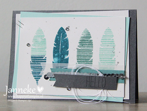 Stampin' Up! – Hello