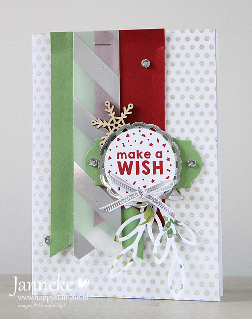 Stampin' Up! – Teamswap & bloghop