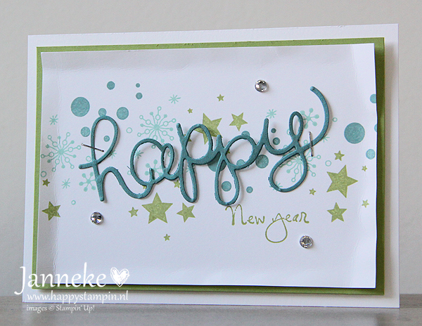 Stampin' Up! – Happy New Year