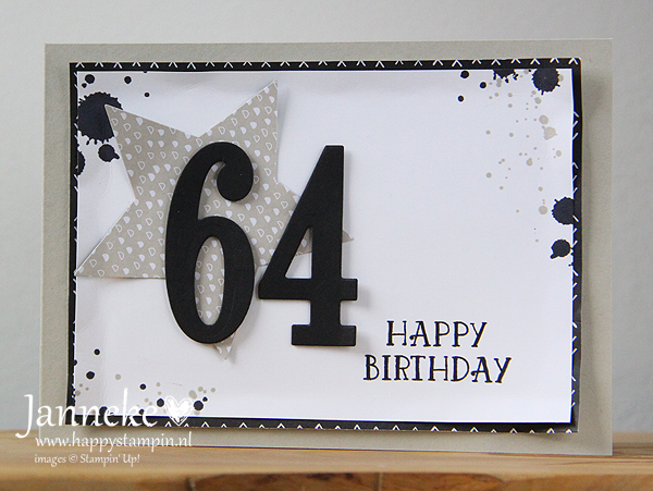 Stampin' Up! – Happy Birthday