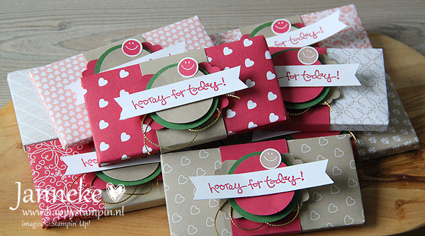 Stampin' Up! – Hooray for today!
