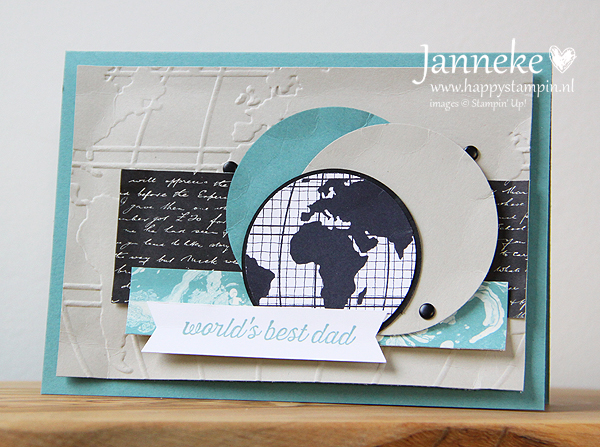 Stampin' Up! – Worlds best Dad