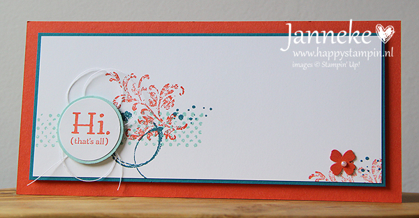 Stampin' Up! – Team Meeting