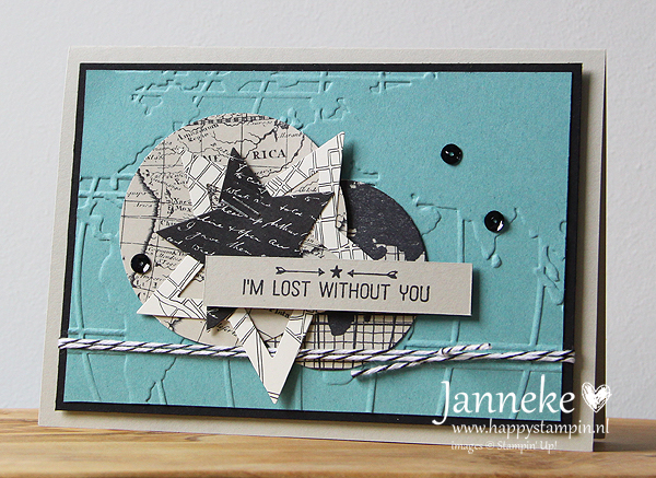 Stampin' Up! – I'm lost without you