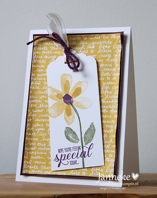 Stampin' Up! – hope you're feeling ..