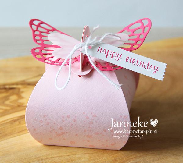 Stampin' Up! – Happy Birthday