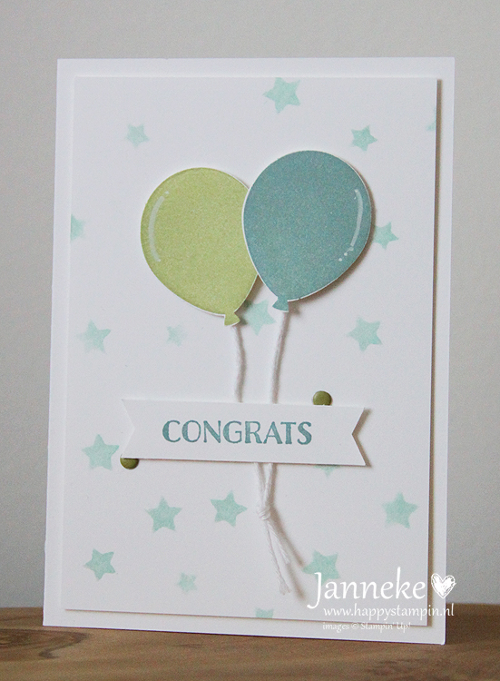 Stampin' Up! – Congrats