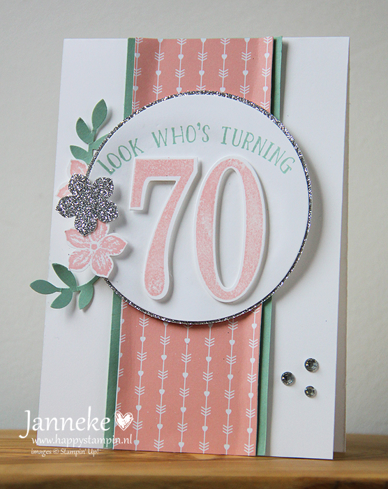 Stampin' Up! – Look who's turning 70