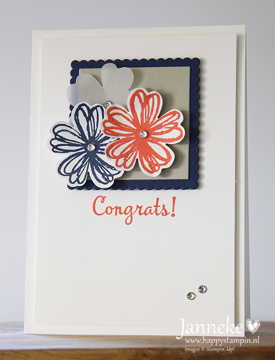 Stampin' Up! – Congrats!