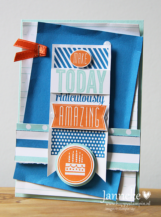 Stampin' Up! – Make Today …