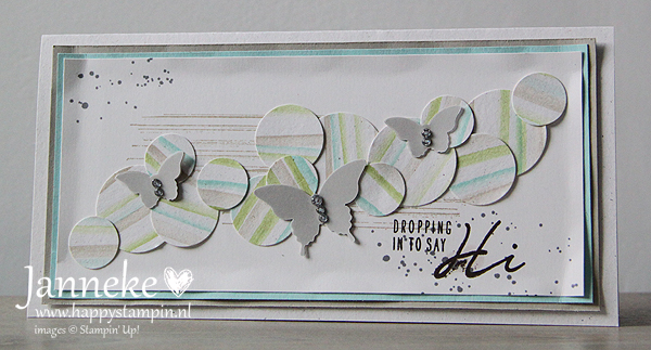 Stampin' Up! – Dropping in …
