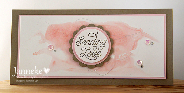 Stampin' Up! – Sending Love #GDP034