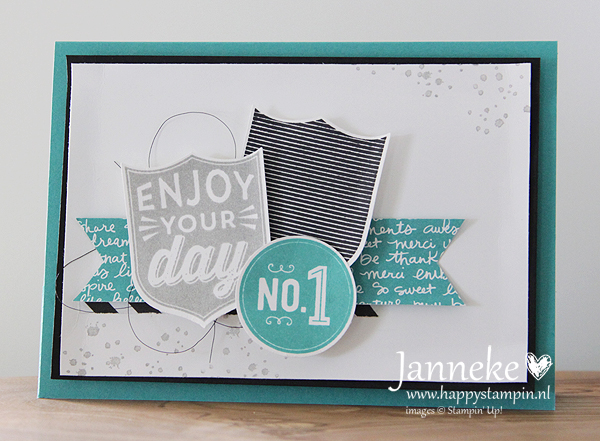 Stampin' Up – Enjoy your Day