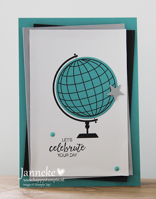 Stampin' Up! – Let's celebrate