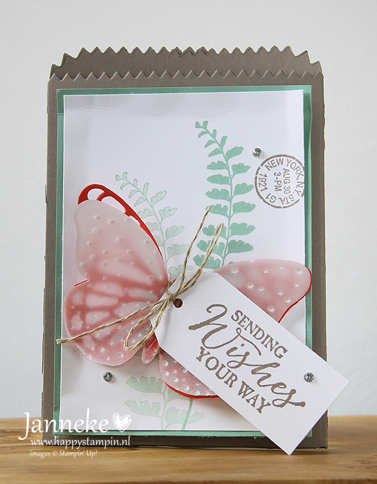 Stampin' Up! – Sending Wishes …