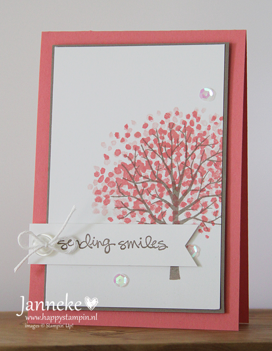 Stampin' Up! – Sending Smiles