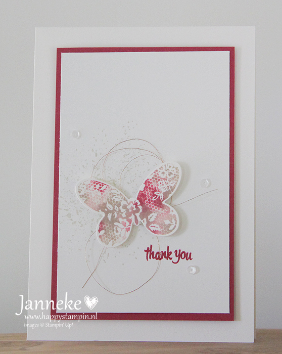 Stampin' Up! – Thank You