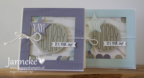 Stampin' Up! – It's Your Day!