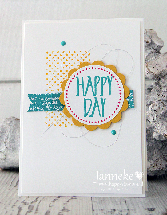 Stampin' Up! – Happy Day