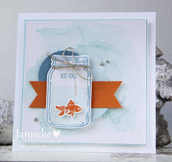 Stampin' Up! – Best Fishes