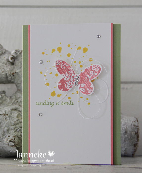 Stampin' Up! – Sending a Smile
